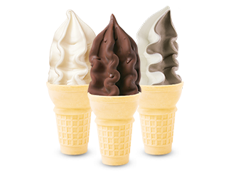 Link to Tastee Freez Ice Cream Cones