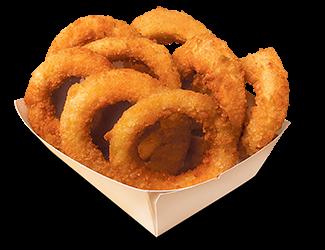 Media for Onion Rings